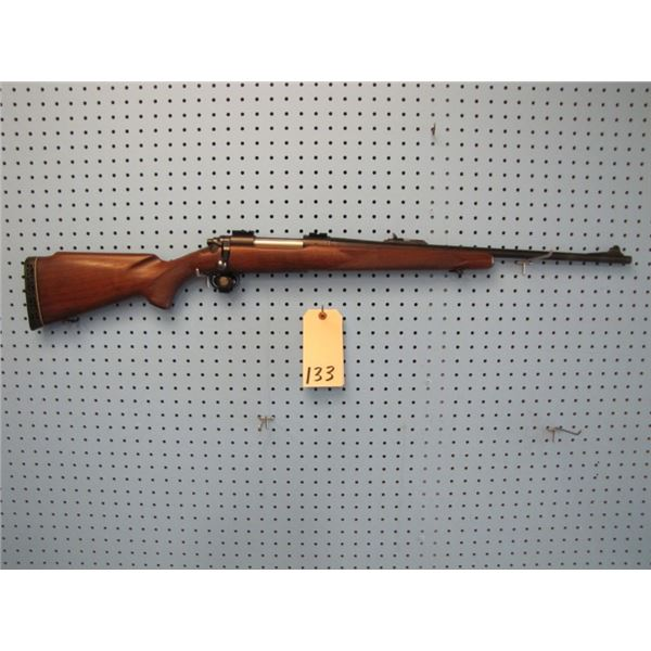 Remington Model 725 bolt action 30 06 scope bases, hinged floor plate