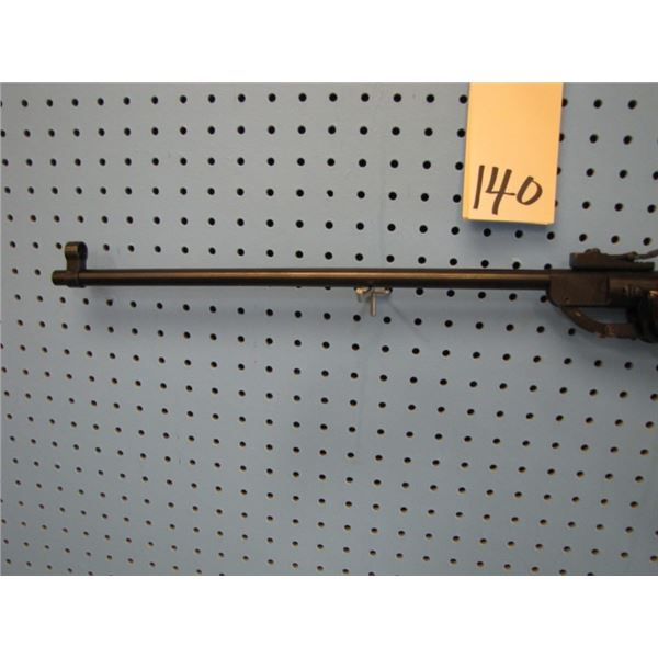 Gold Cup .177 air rifle, selling as is won't cock