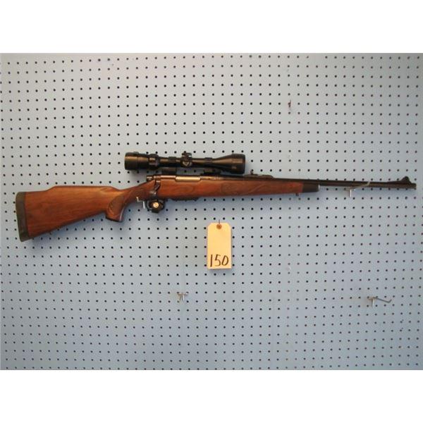 Remington model 700, Bolt action, 308 win, Kwik klip magazine conversion,Bushnell 3-9 x 40 scope