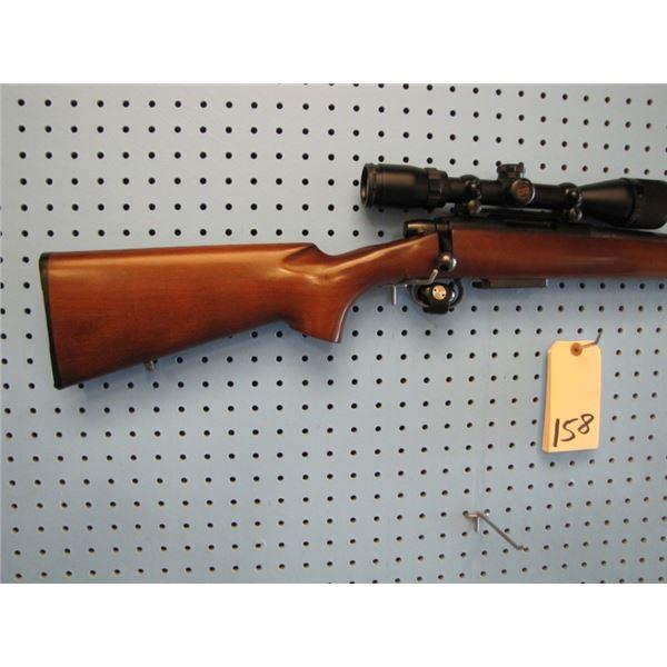 Remington Model 788, Bolt action, 22-250, timney trigger, clip, Bushnell 4 - 12 x 40 AO scope
