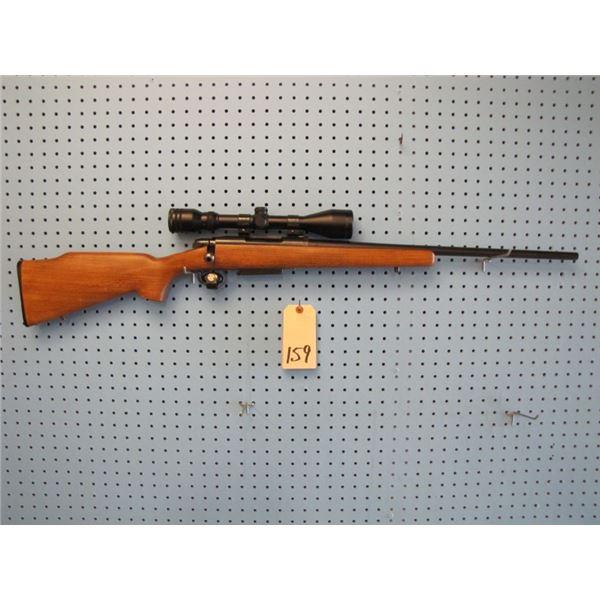 Remington Model 788, bolt action, 243 Win, Simmons 3 - 10 x 44 scope, clip