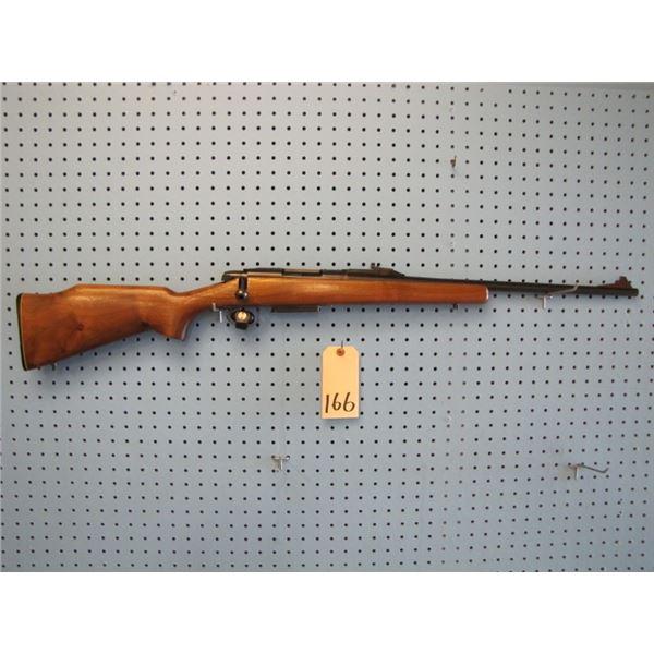 Remington Model 788, bolt action, 30- 30 win, clip, open sights, Walnut stock