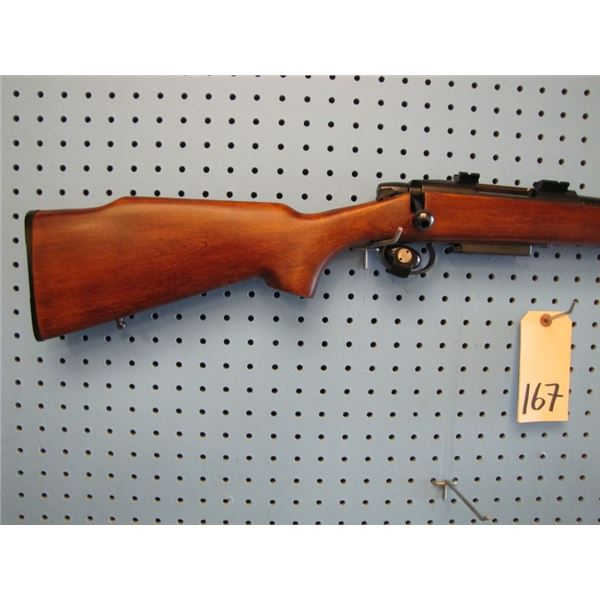 Remington Model 788, bolt action, 308 win, clip, scope bases