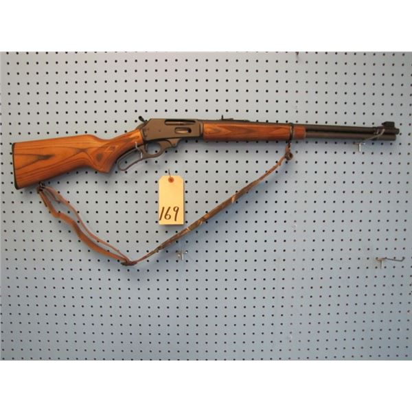 Marlin model 336w, lever action, 30 - 30 calibre,