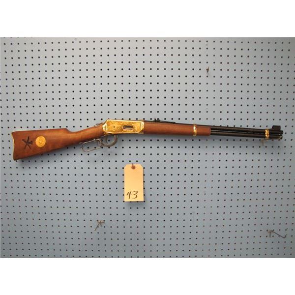 Winchester Model 94-44-40, Little Big Horn Centennial 1876-1976, Made in New Haven Conn USA. Winches