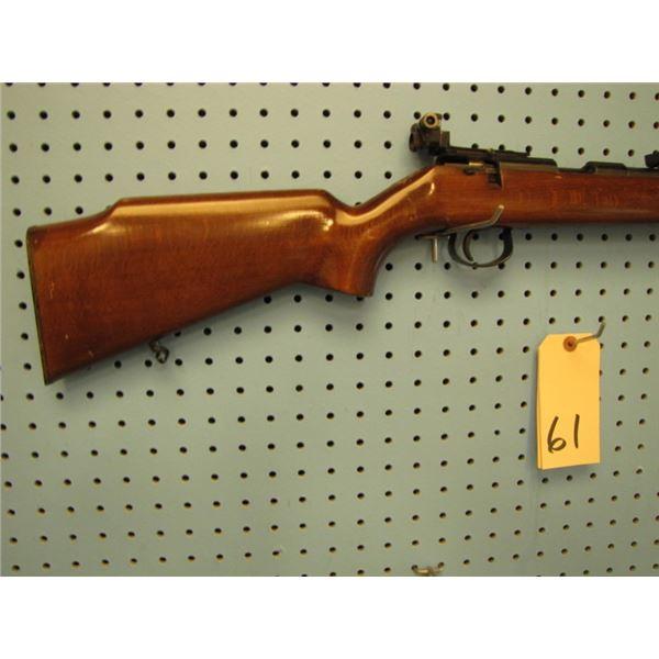 CIL Anschutz Model 180 single shot 22 s l lr BOLT MISSING