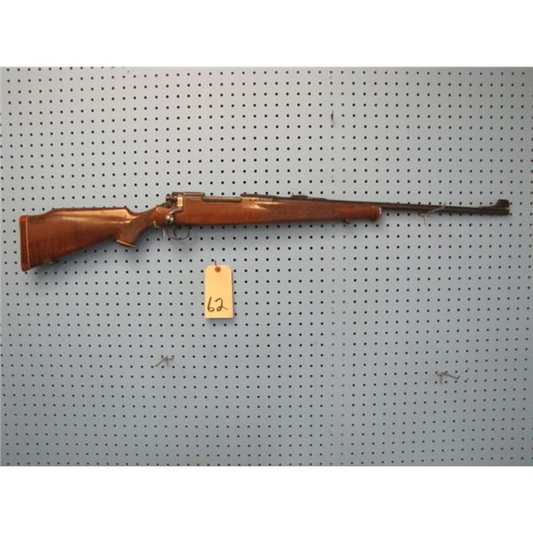 M1917 Enfield BOLT ACTION 30-06 MARKED GLOBCO SERIAL # 706XXX CUT & MODIFIED. SPORTERIZED