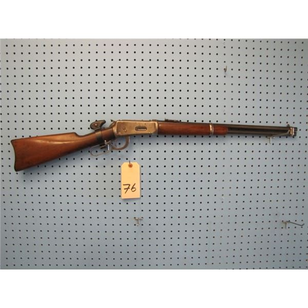 Winchester 1894 carbine 38-55,serial #804XXX with saddle ring