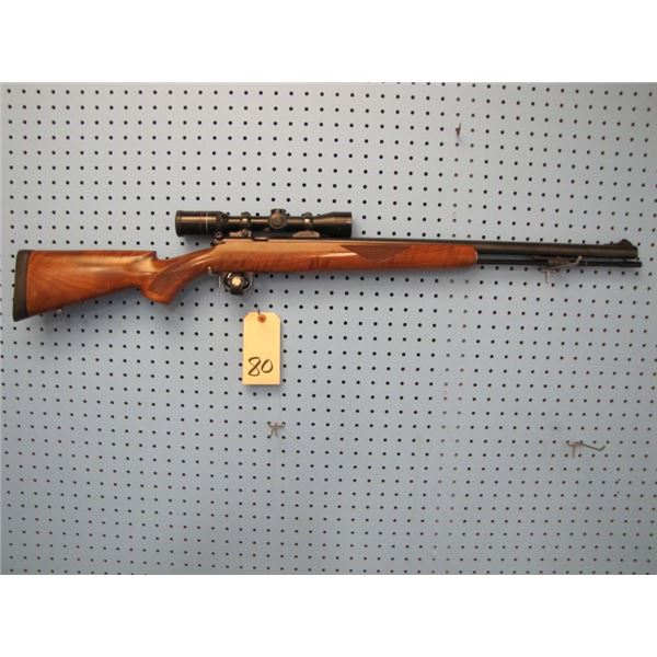 Gonic GA - 87 Muzzleloader with Factory upgrades .458 calibre, 24in Barrel, Buehler mounts and rings