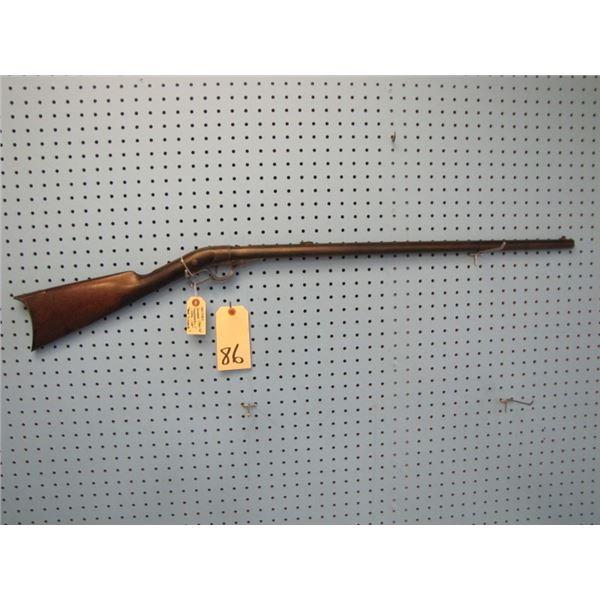 Whitney Howard Thunderbolt, lever action rifle, 44 rimfire, 28in Barrel, Circa  1866 - 1870, needs t