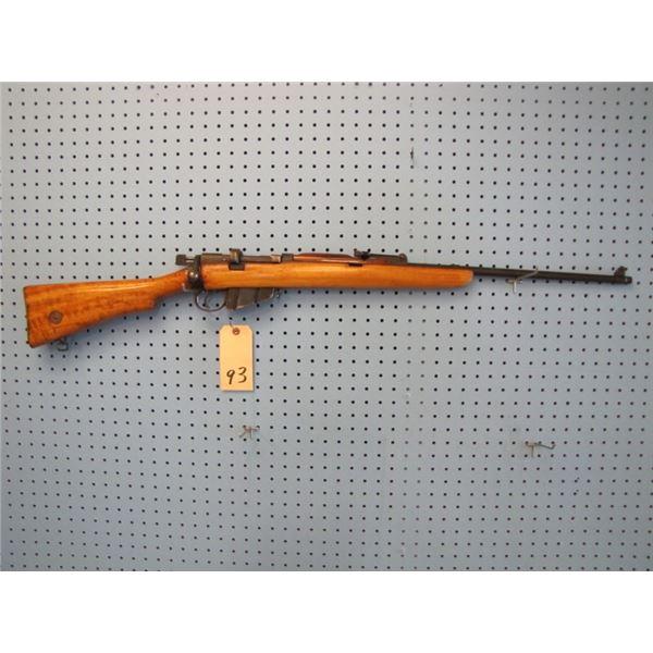 Lee Enfielld No1 Mk III, Bolt, 303, clip,