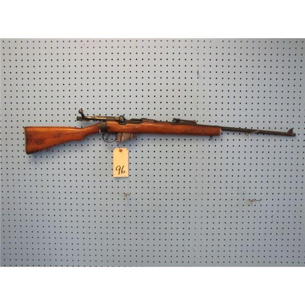 Enfield 1917 bolt action 303 calibre, Sht LE III*,  clip, spoterized