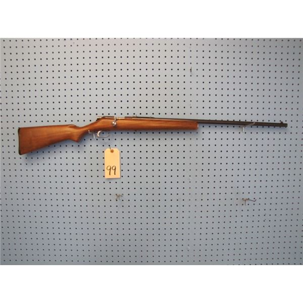 Savage Model 3C, bolt action, single shot, 22 s, l, LR,