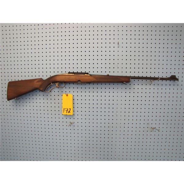 Winchester model 88, lever action, 243 Win, clip, scope rail