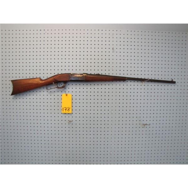 Savage 1899, lever action, 303 Savage, half octagon half round Barrel, chip out of fore stock left h