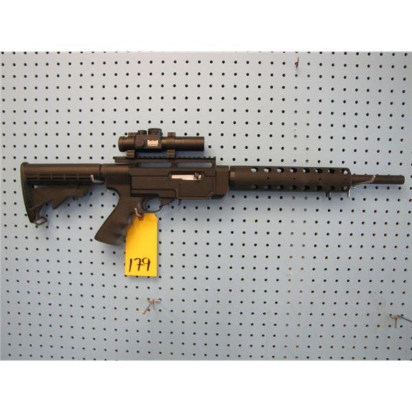 Ruger SR - 22, semi-automatic, 22 calibre, Bushnell Trophy scope