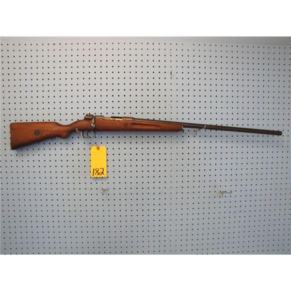 bolt action shotgun stamped Germany Nitro internal magazine