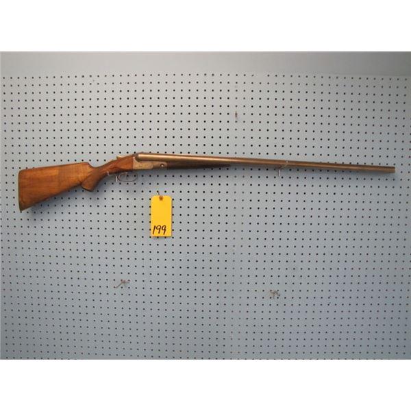 Parker Brothers double barrel break open shotgun, 10 gauge,