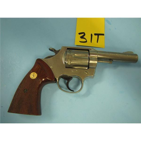 PROHIBITED:  Colt, Lawman Mark 3, revolver, 357 Magnum, 6 shot, barrel length 102 mm, double action,