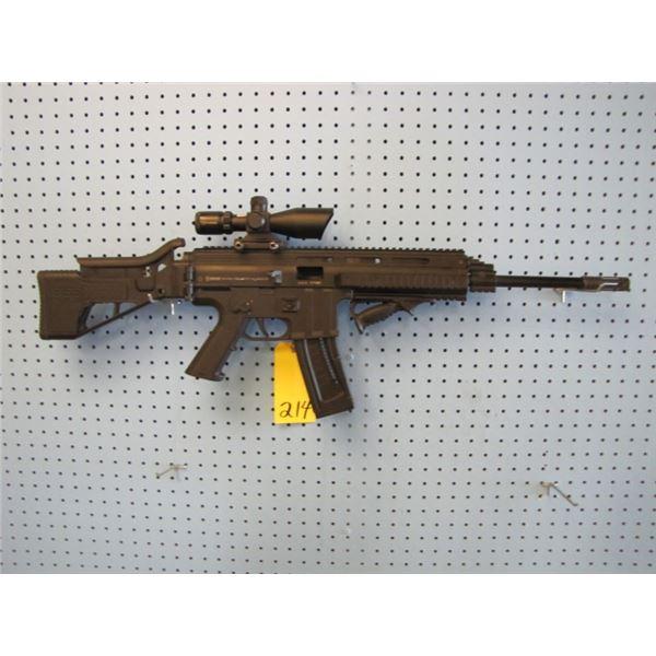 GSG -15, Semi Auto, .22 long rifle