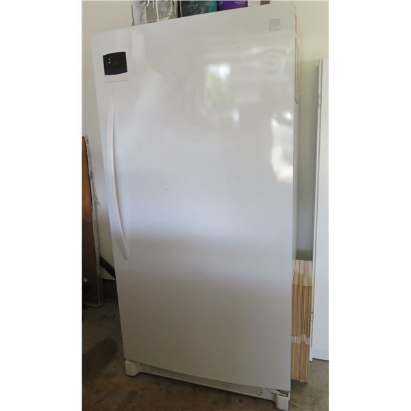 Kenmore Elite 253.28712809 Freezer (contents will be removed before pick-up)
