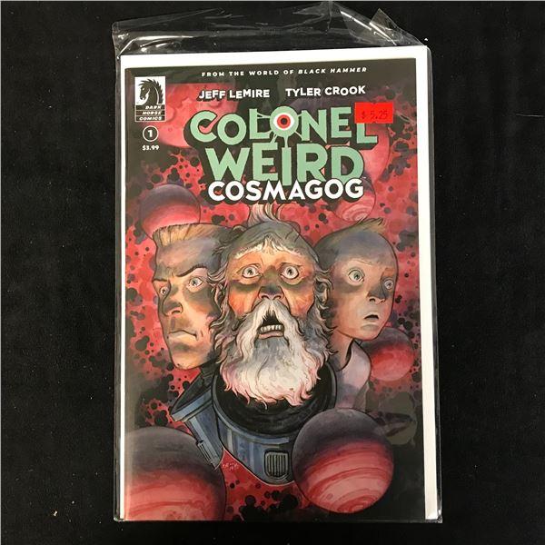 COLONEL WEIRD COSMAGOG #1 (DARK HORSE COMICS)