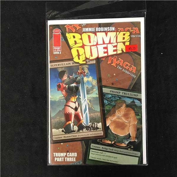 BOMB QUEEN #3 Cover B (IMAGE COMICS)