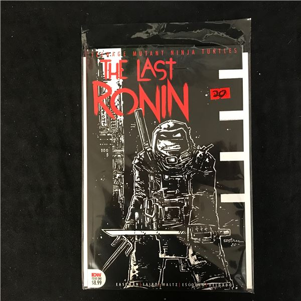THE LAST RONIN Issue One (IDW)