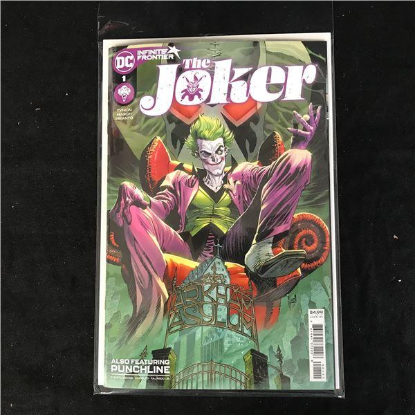 THE JOKER #1 (DC INFINITE FRONTIER)
