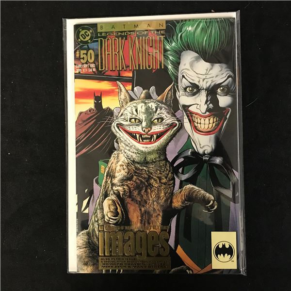 BATMAN LEGENDS OF THE DARK KNIGHT #50 (DC COMICS)
