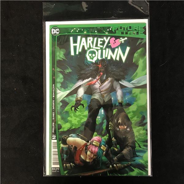 HARLEY QUINN #2 Future State (DC COMICS)