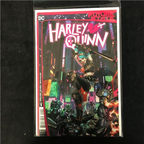 HARLEY QUINN #1 Future State (DC COMICS)
