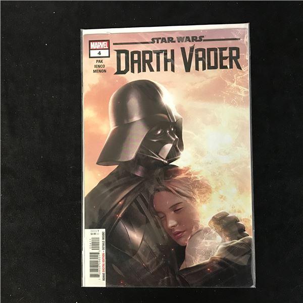 STAR WARS DARTH VADER #4 (MARVEL)