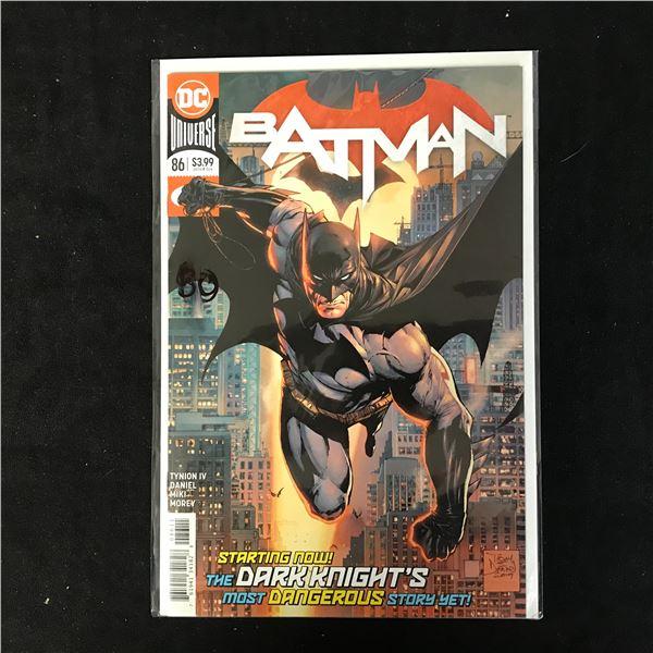BATMAN #86 (DC UNIVERSE)