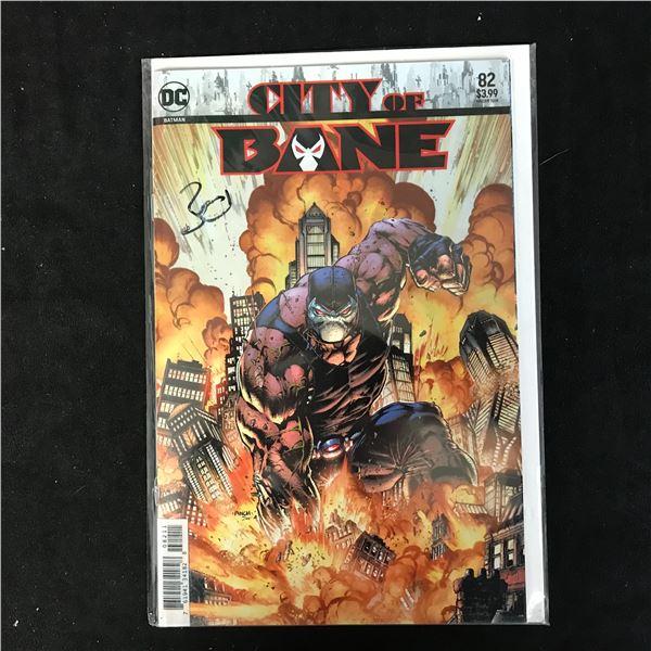 CITY OF BANE #82 BATMAN (DC COMICS)