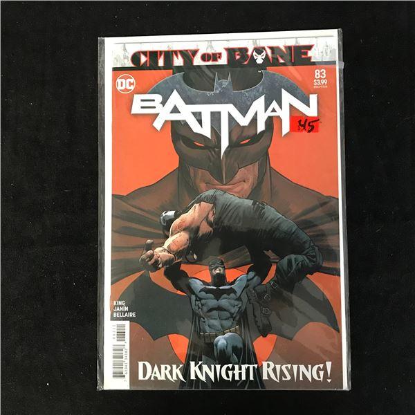 CITY OF BANE #83 BATMAN (DC COMICS)