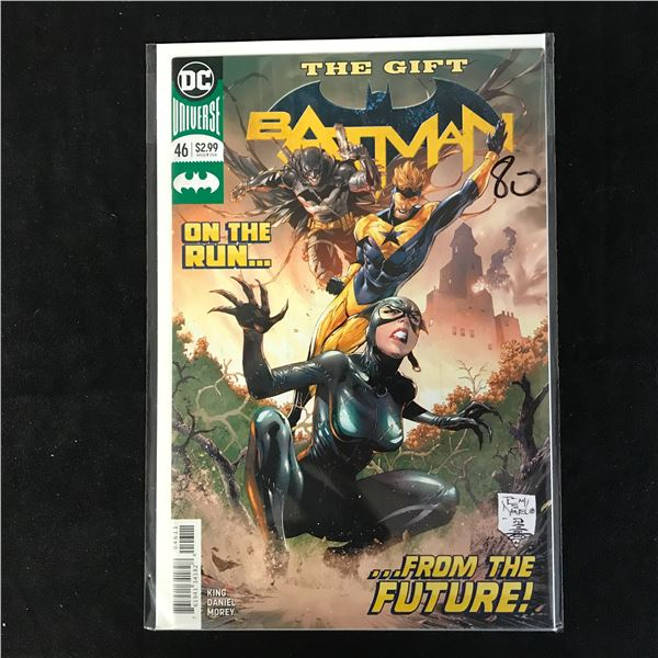 THE GIFT BATMAN #46 (DC UNIVERSE)