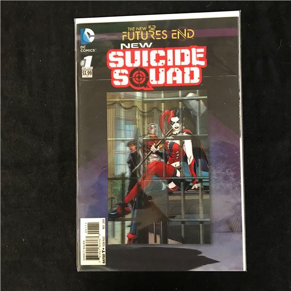 SUICIDE SQUAD #1 FUTURES END (DC COMICS)