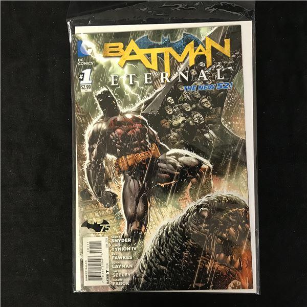 BATMAN ETERNAL #1 (DC COMICS)