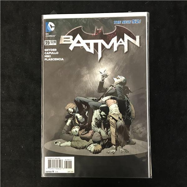BATMAN #39 THE NEW 52! (DC COMICS)