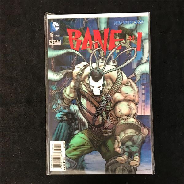 BANE #1 THE NEW 52! (DC COMICS)