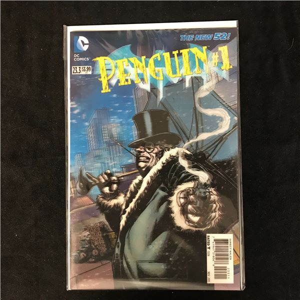 PENGUIN #1 THE NEW 52! (DC COMICS)