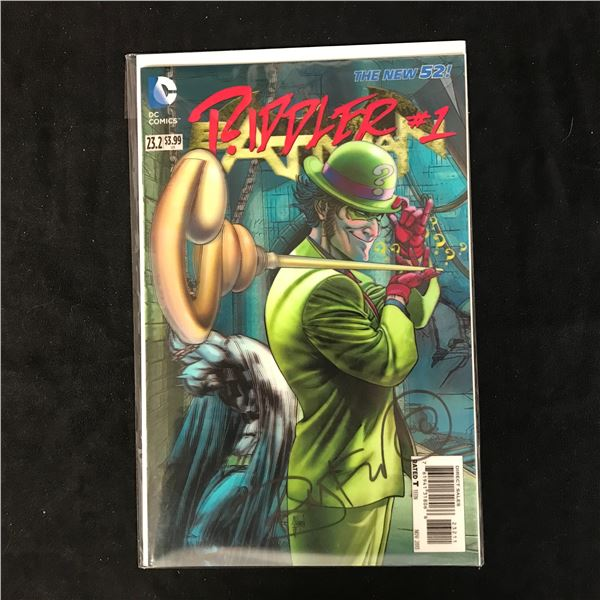 RIDDLER #1 THE NEW 52! (DC COMICS)