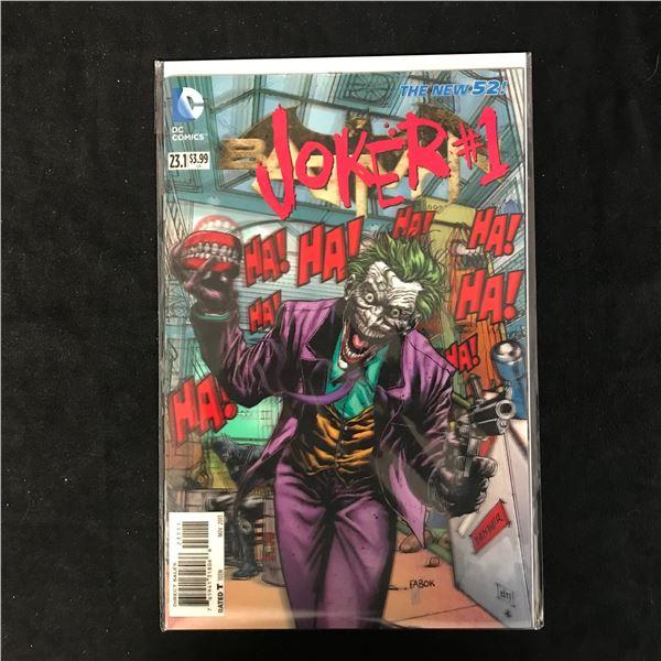 JOKER #1 THE NEW 52! (DC COMICS)