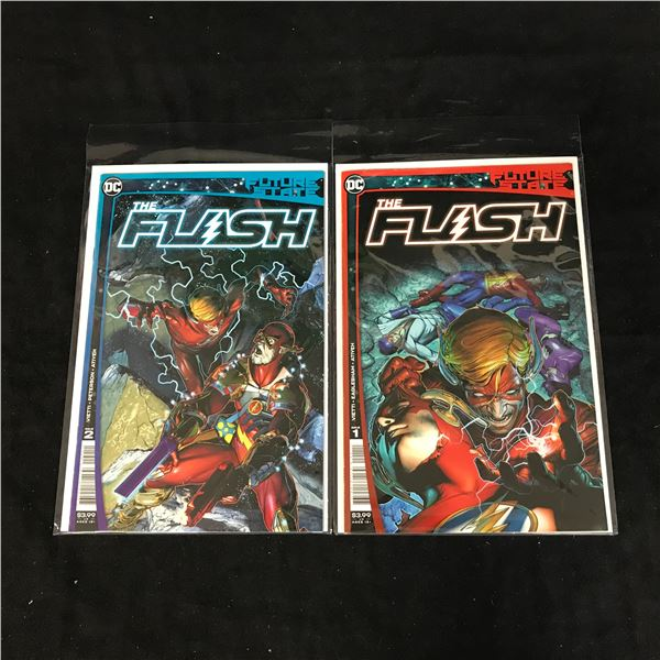 THE FLASH #1-2 FUTURE STATE (DC COMICS)