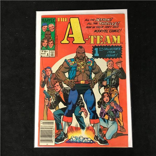 THE A-TEAM #1 (MARVEL COMICS)