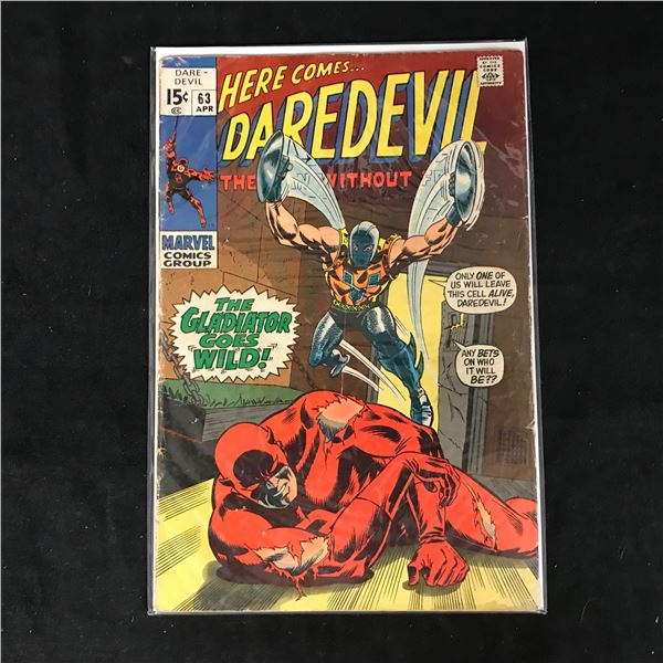 DAREDEVIL #63 (MARVEL COMICS)