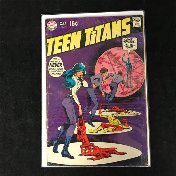 TEEN TITANS #26 (DC COMICS)
