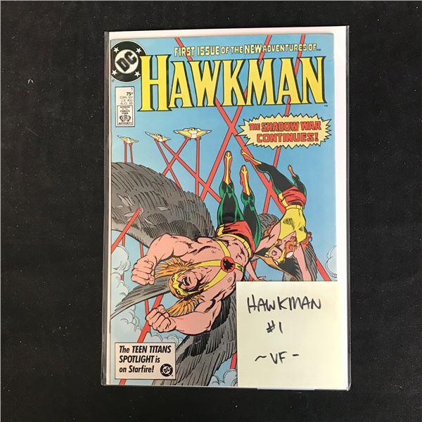 HAWKMAN #1 (DC COMICS)