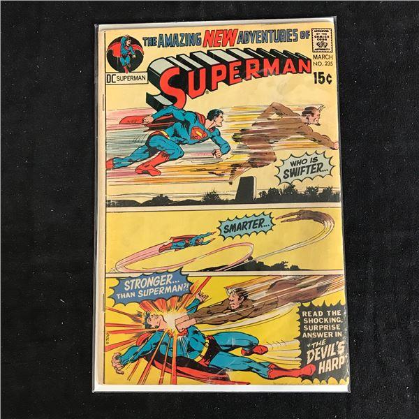 THE AMAZING NEW ADVENTURES OF SUPERMAN #235 (DC COMICS)